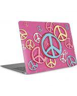 Peace Baby! Apple MacBook Air Skin