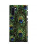 Peacock Galaxy Note 10 Pro Case