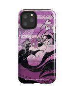 Pepe Le Pew Purple Romance iPhone 11 Pro Impact Case