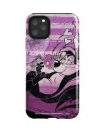 Pepe Le Pew Purple Romance iPhone 11 Pro Max Impact Case