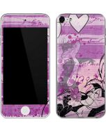 Pepe Le Pew Purple Romance Apple iPod Skin