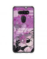 Pepe Le Pew Purple Romance LG K51/Q51 Clear Case