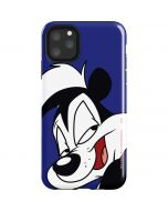 Pepe Le Pew Zoomed In iPhone 11 Pro Max Impact Case
