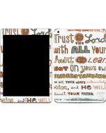 Peter Horjus - Trust In the Lord Apple iPad Skin