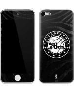 Philadelphia 76ers Animal Print Apple iPod Skin