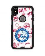 Philadelphia 76ers Blast Otterbox Commuter iPhone Skin