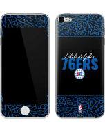 Philadelphia 76ers Elephant Print Apple iPod Skin