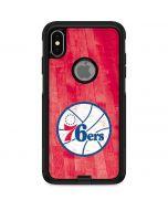 Philadelphia 76ers Hardwood Classics Otterbox Commuter iPhone Skin