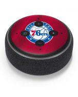 Philadelphia 76ers Jersey Amazon Echo Dot Skin