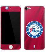Philadelphia 76ers Jersey Apple iPod Skin