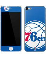 Philadelphia 76ers Large Logo Apple iPod Skin
