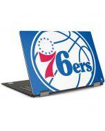 Philadelphia 76ers Large Logo Dell XPS Skin