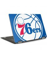 Philadelphia 76ers Large Logo Dell XPS Skin