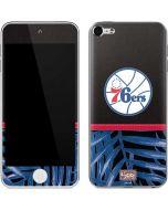 Philadelphia 76ers Retro Palms Apple iPod Skin