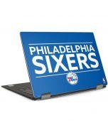 Philadelphia 76ers Standard - Blue Dell XPS Skin