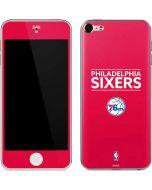 Philadelphia 76ers Standard - Red Apple iPod Skin
