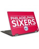 Philadelphia 76ers Standard - Red Dell XPS Skin