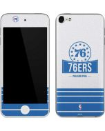 Philadelphia 76ers Static Apple iPod Skin