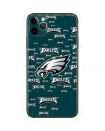 Philadelphia Eagles Blast iPhone 11 Pro Max Skin