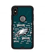 Philadelphia Eagles Blast Otterbox Commuter iPhone Skin