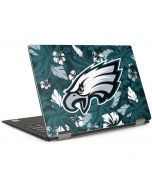 Philadelphia Eagles Tropical Print Dell XPS Skin