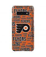 Philadelphia Flyers Blast Galaxy S10 Plus Lite Case