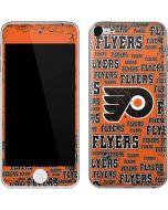 Philadelphia Flyers Blast Apple iPod Skin
