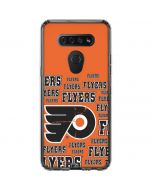 Philadelphia Flyers Blast LG K51/Q51 Clear Case