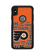 Philadelphia Flyers Blast Otterbox Commuter iPhone Skin