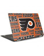 Philadelphia Flyers Blast Dell XPS Skin
