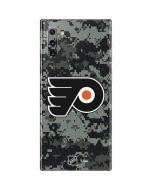 Philadelphia Flyers Camo Galaxy Note 10 Skin