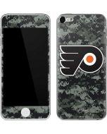 Philadelphia Flyers Camo Apple iPod Skin
