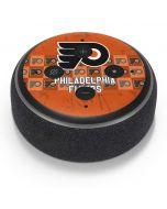 Philadelphia Flyers Design Amazon Echo Dot Skin