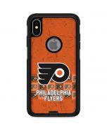 Philadelphia Flyers Design Otterbox Commuter iPhone Skin