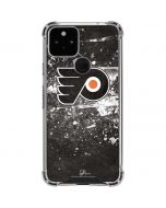 Philadelphia Flyers Frozen Google Pixel 5 Clear Case