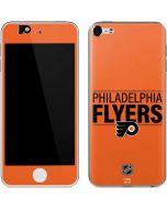 Philadelphia Flyers Lineup Apple iPod Skin