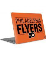 Philadelphia Flyers Lineup Apple MacBook Air Skin