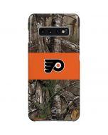 Philadelphia Flyers Realtree Xtra Camo Galaxy S10 Plus Lite Case