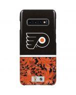 Philadelphia Flyers Retro Tropical Print Galaxy S10 Plus Lite Case