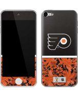 Philadelphia Flyers Retro Tropical Print Apple iPod Skin
