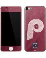 Philadelphia Phillies - Cooperstown Distressed Apple iPod Skin