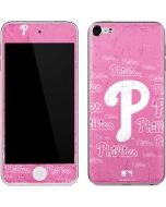 Philadelphia Phillies - Pink Cap Logo Apple iPod Skin