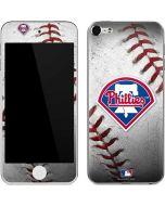 Philadelphia Phillies Game Ball Apple iPod Skin