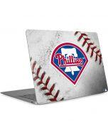 Philadelphia Phillies Game Ball Apple MacBook Air Skin