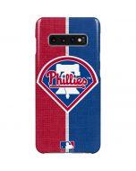 Philadelphia Phillies Split Galaxy S10 Plus Lite Case