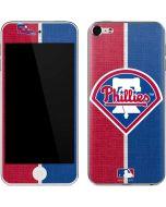 Philadelphia Phillies Split Apple iPod Skin