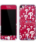 Philadephia Phillies Blast Apple iPod Skin