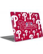 Philadephia Phillies Blast Apple MacBook Air Skin