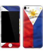 Philippines Flag Apple iPod Skin