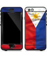Philippines Flag LifeProof Nuud iPhone Skin